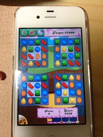 candy crush addict although not a very good and successful one