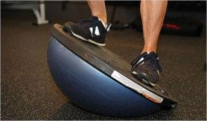 sports - exercise - balance 1 BOSU ball
